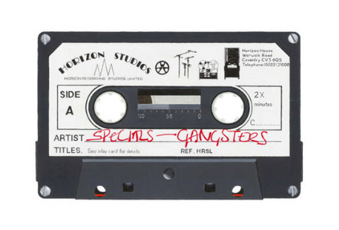 Horace Panter - Gangsters (Specials)