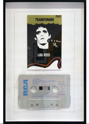 Chris Barton - Transformer Lou Reed