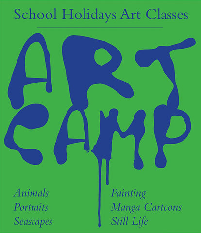 According to McGee - Art Camp