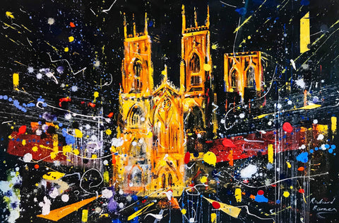 Richard Barnes - York Minster, Ancient & Modern III