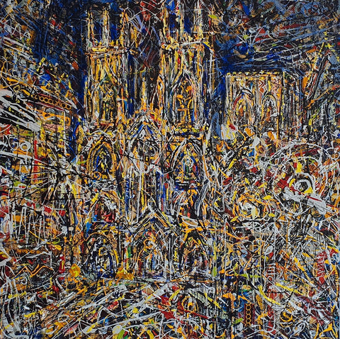 Richard Barnes - Vuvuzela Minster, Tribute To Leon Kossoff
