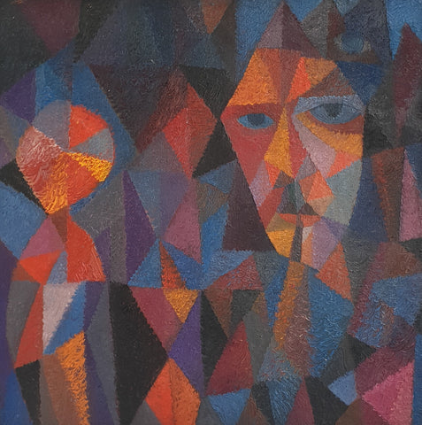 Dave Pearson - Harlequin Featureless Head
