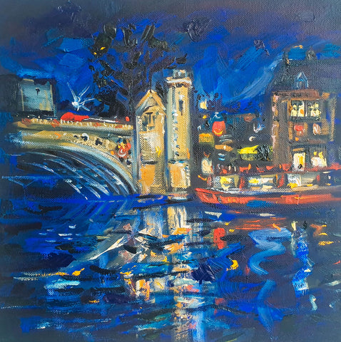 Richard Barnes - Lendal Bridge