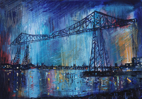 Richard Barnes - Transporter Bridge