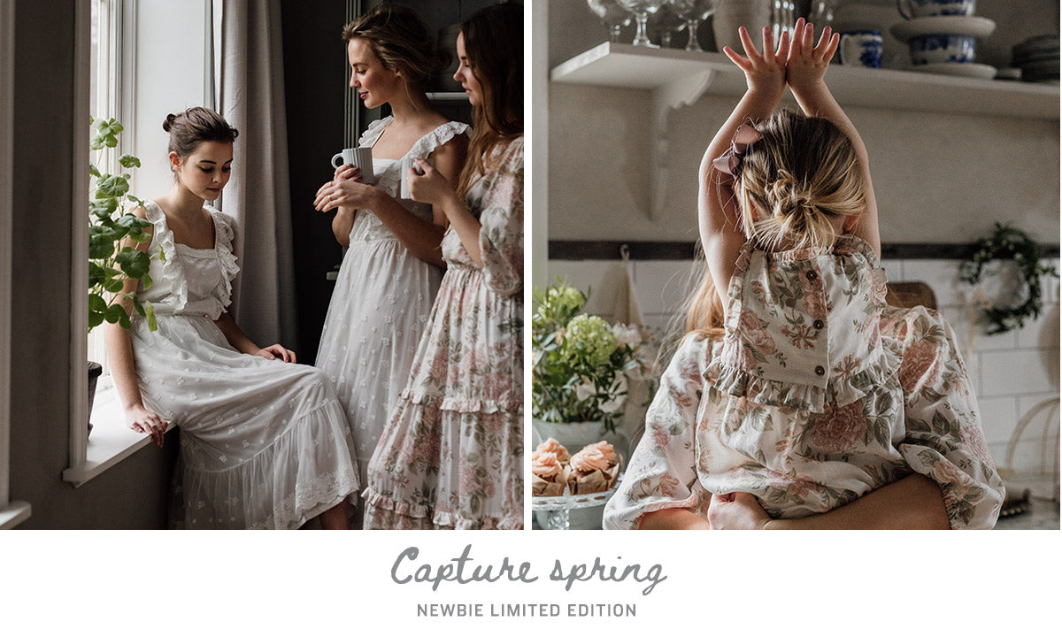 Capture Spring Lookbook