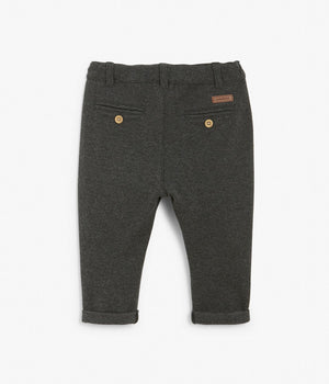 Baby grey trousers