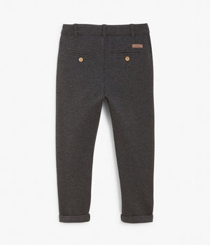 Kids grey formal trousers