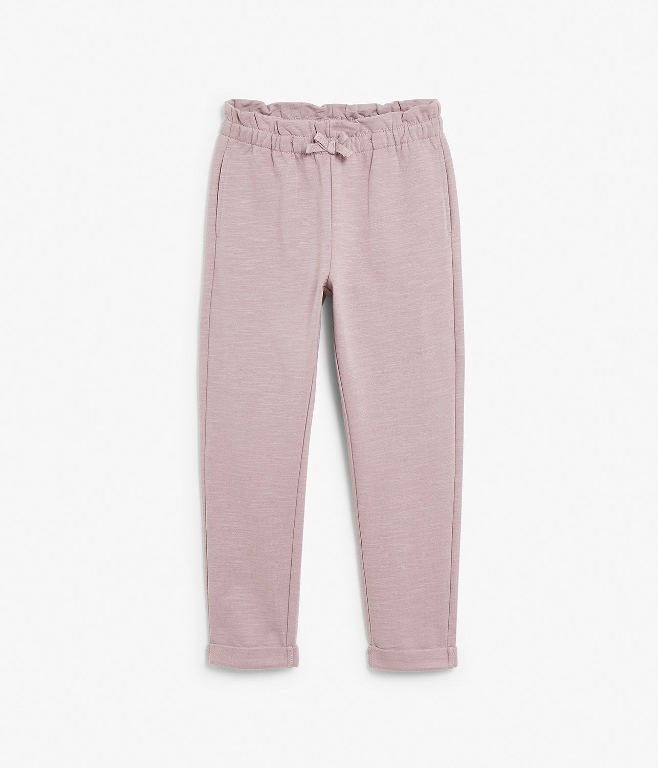 Kids purple jogging trousers