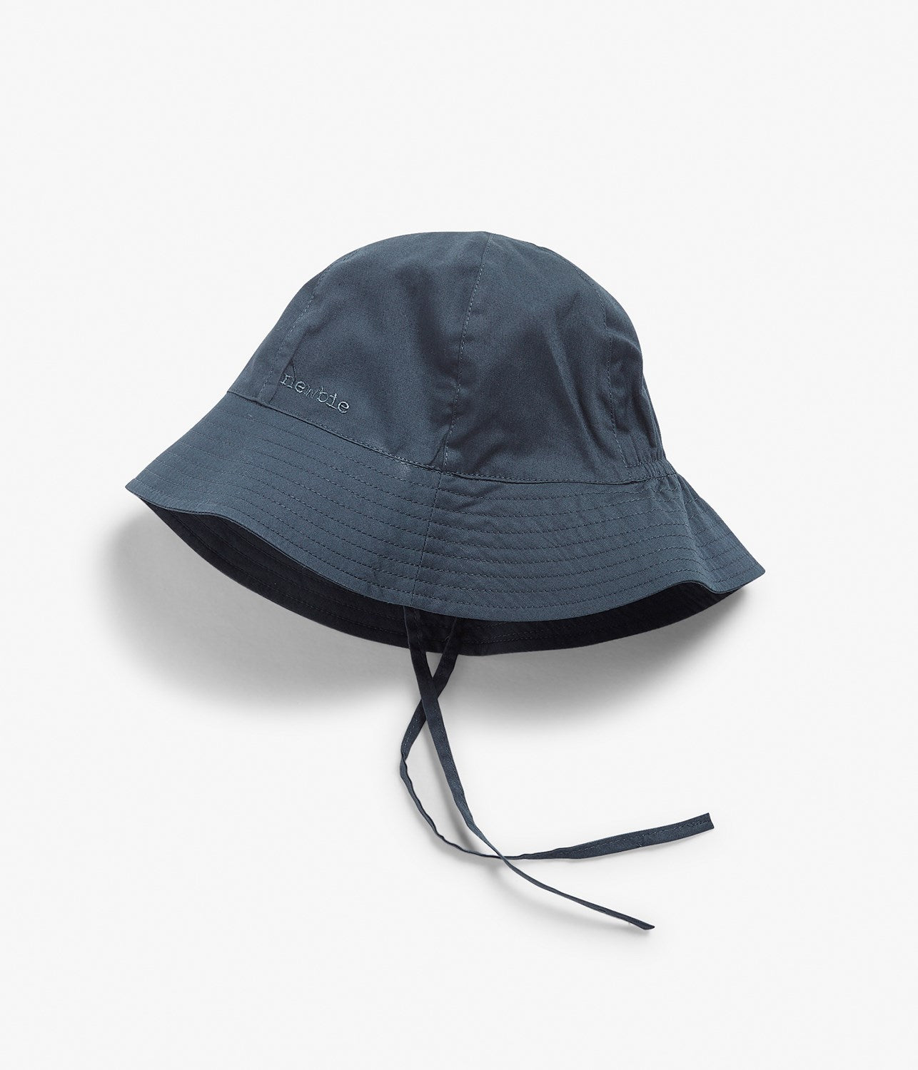 Baby navy blue sun hat