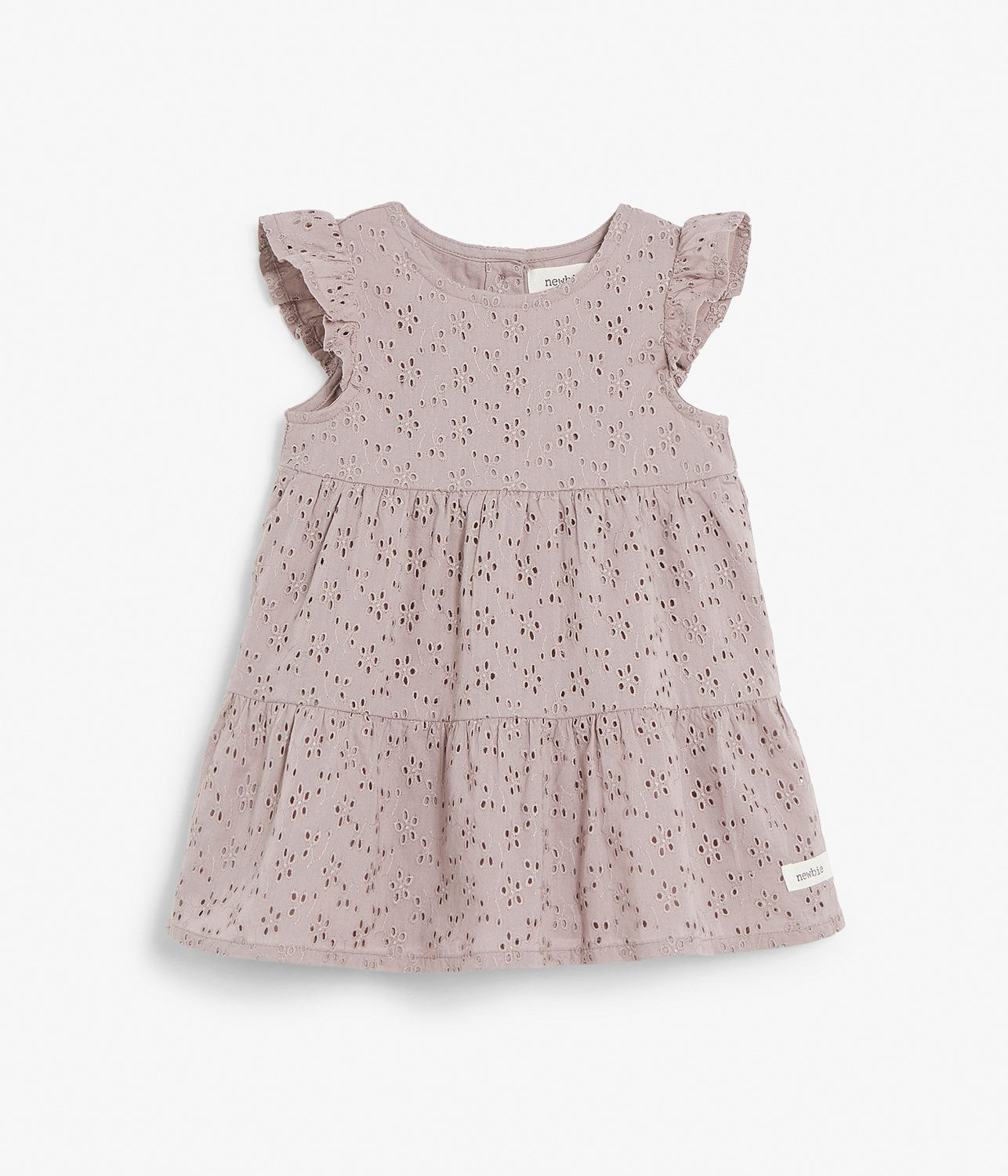 Baby purple lace dress
