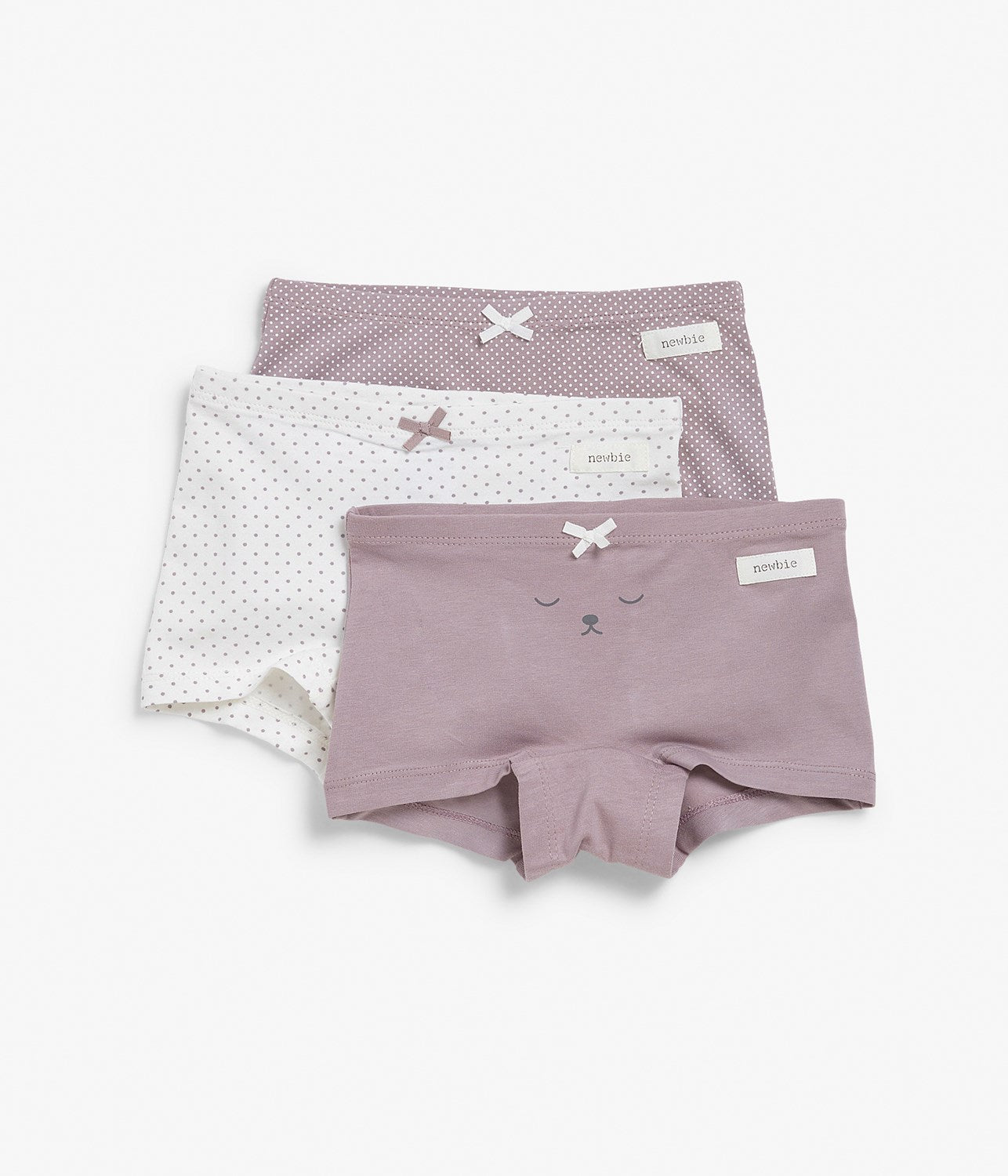 Kids boxer briefs 3-pack