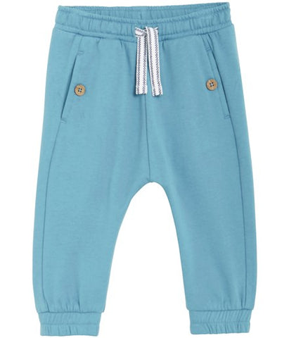 Baby sweatpants with pockets