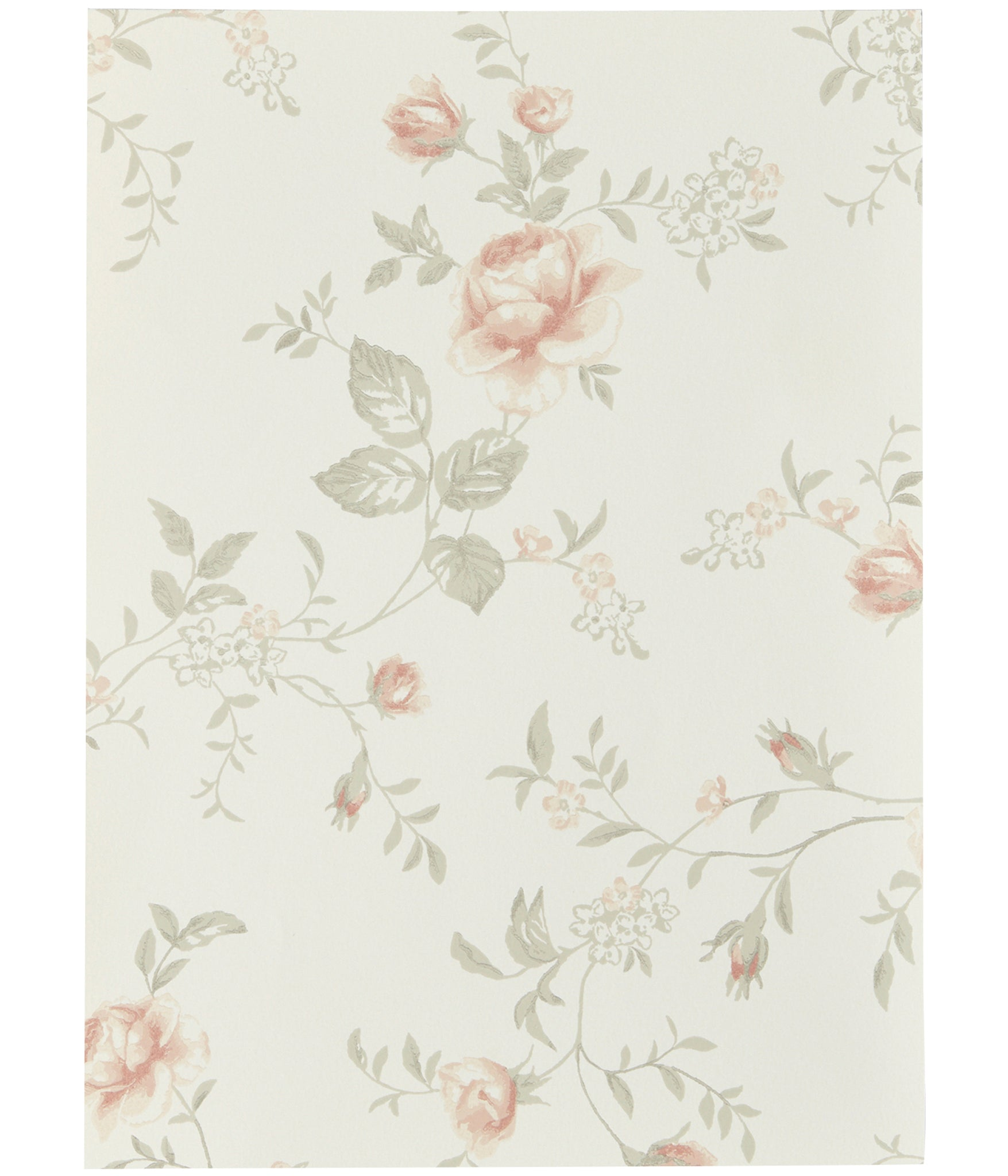 Rose garden wallpaper sample