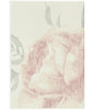 Rose garden mural wallpaper sample
