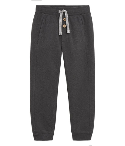 Sweatpants with drawstring waist