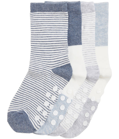 Pack of 4 stripe socks
