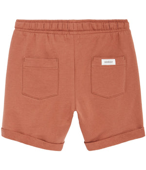 Shorts with drawstring waist