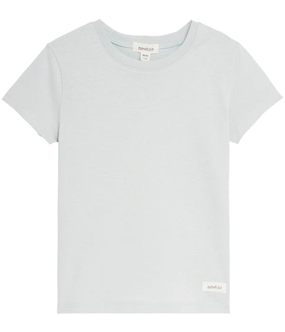 Short sleeve t-shirt in turquoise
