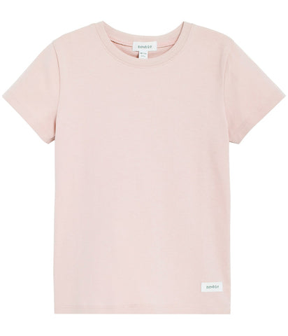 Short sleeve t-shirt in pink