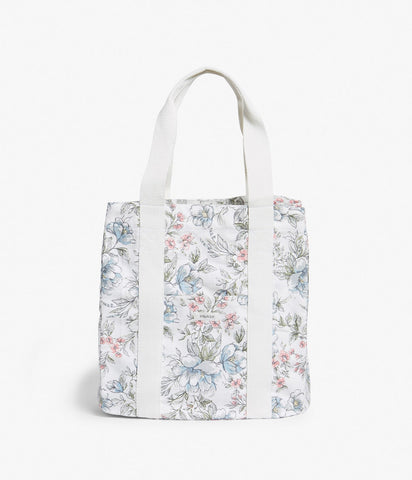 Limited Edition Floral beach bag
