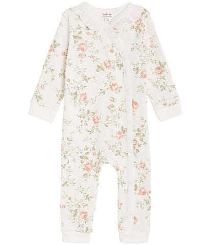 Limited Edition rose garden sleepsuit
