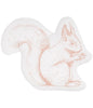 Limited Edition squirrel forest friends pillow