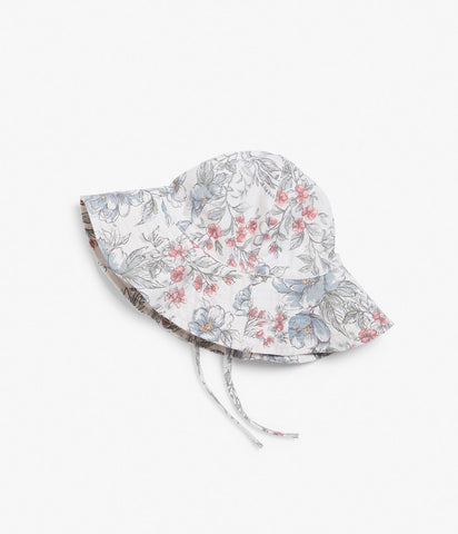 Limited Edition Floral pattern sun hat