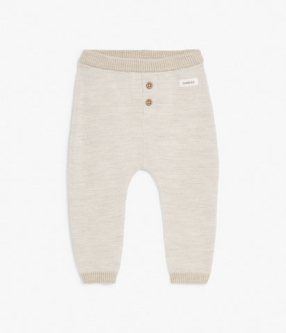 Baby soft wool trousers