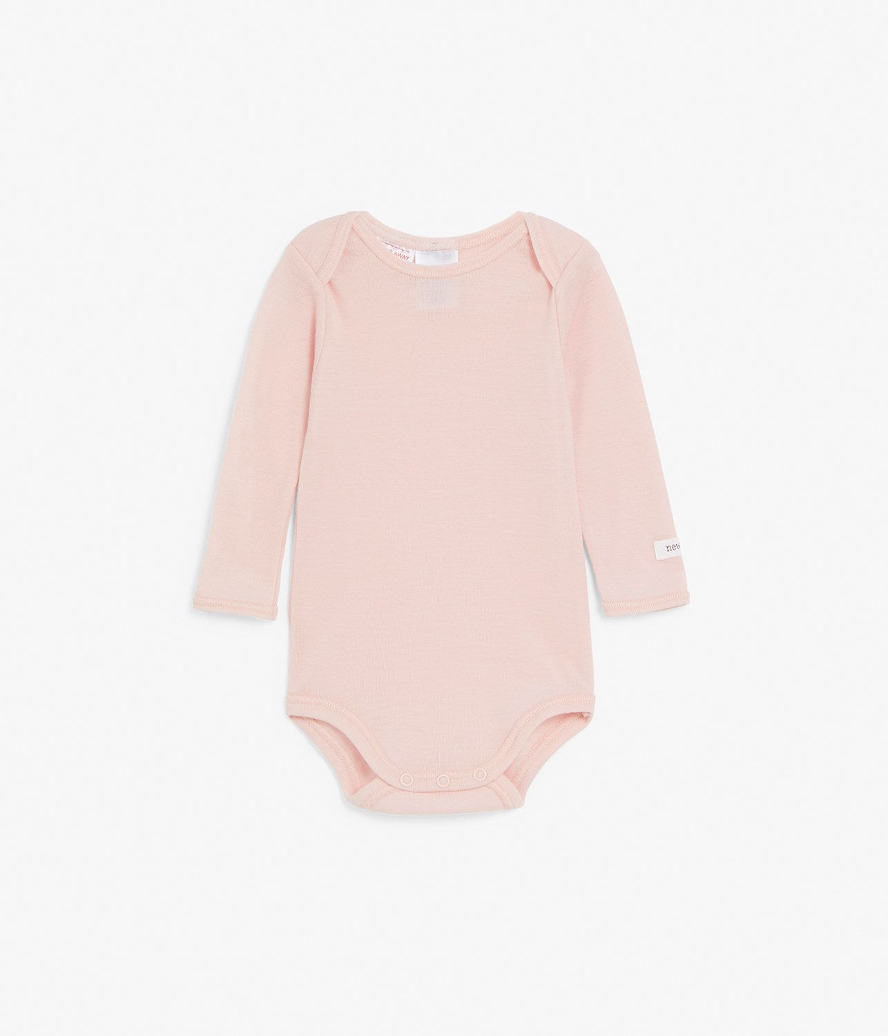 Baby wool thermal body