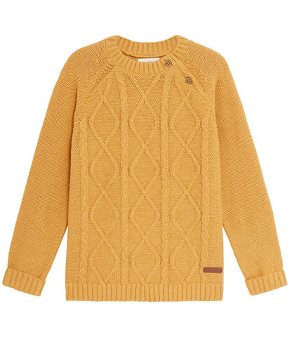 Knitted pattern jumper