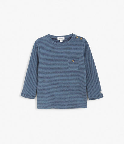 Kids t-shirt with chest pocket