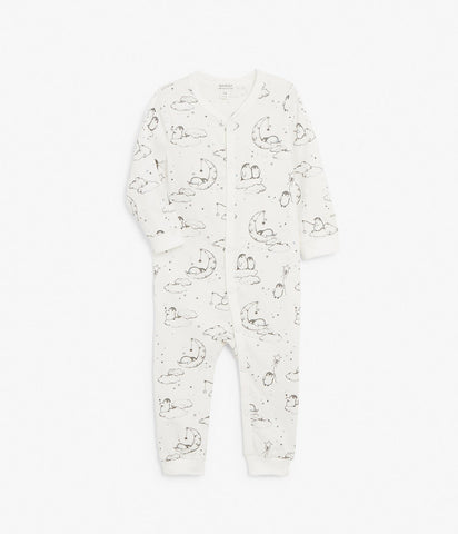 Baby Limited penguin sleepsuit