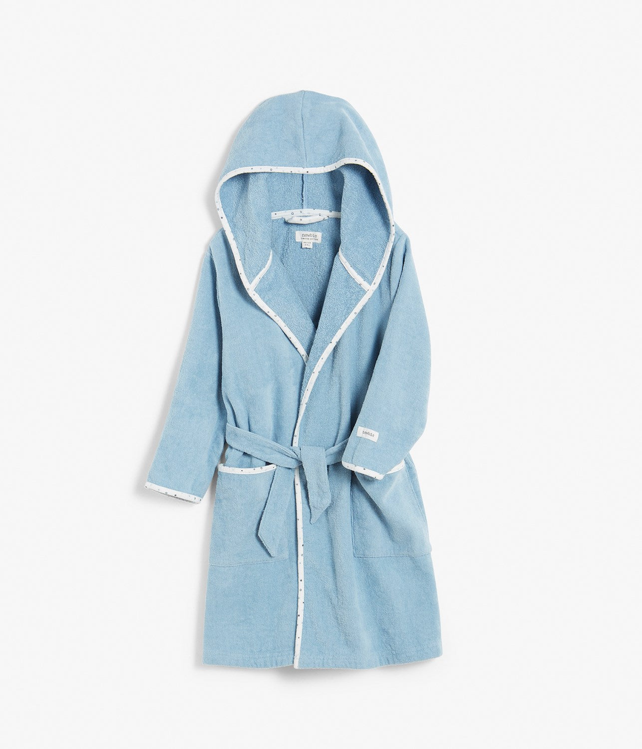 Kids Limited terry bath robe