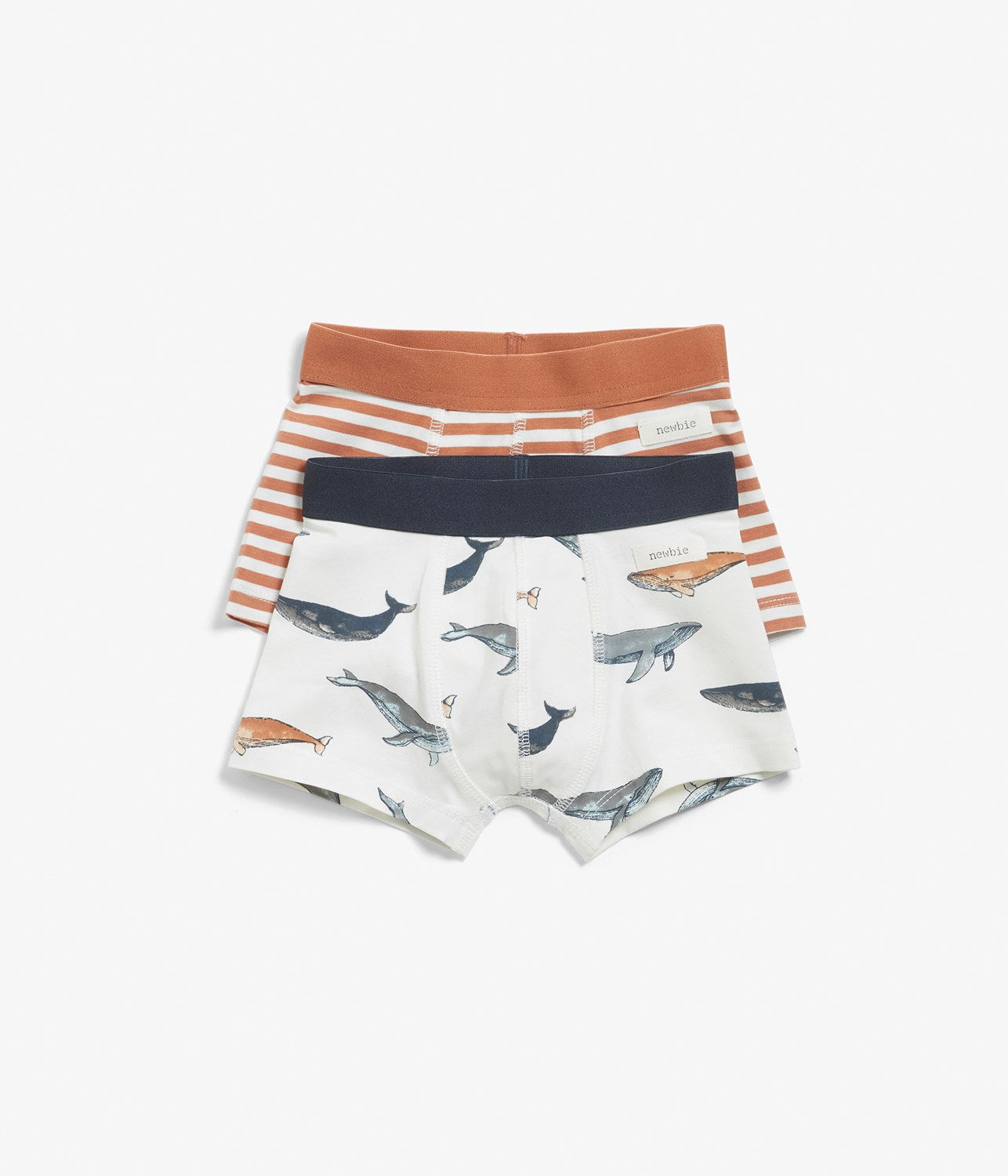Kids patterned underwear 2-pack