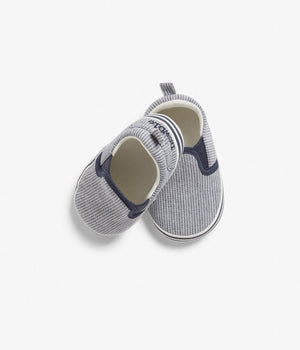 Baby striped shoes