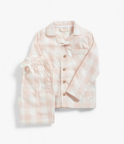 Kids Limited flannel plaid pyjamas