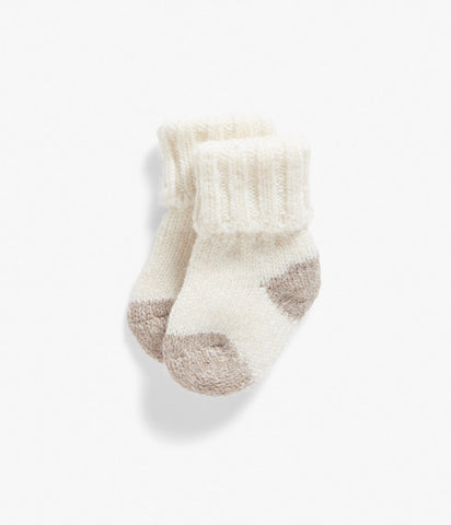 Baby wool socks