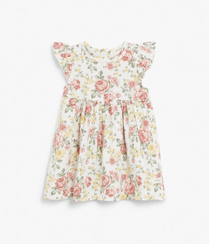 Baby floral print dress