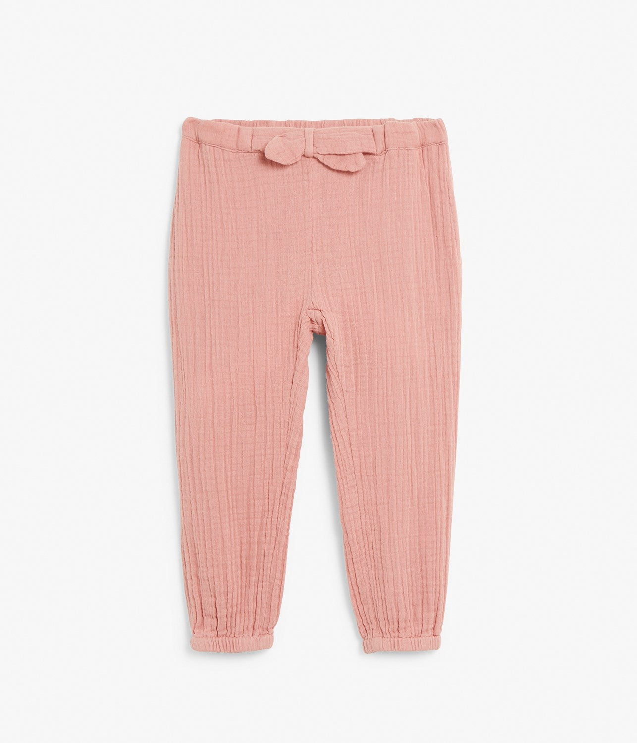 Kids crepe trousers