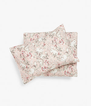 Kids floral print full size bedding