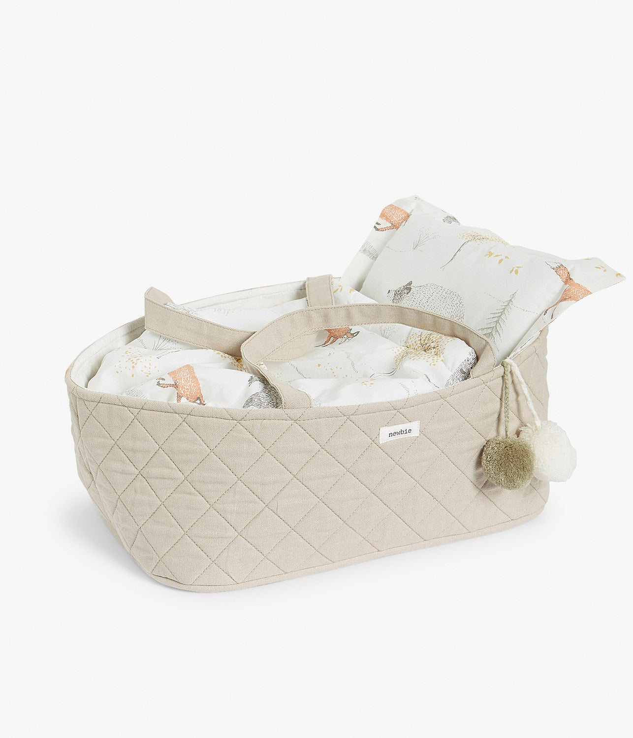 Moses basket for toys