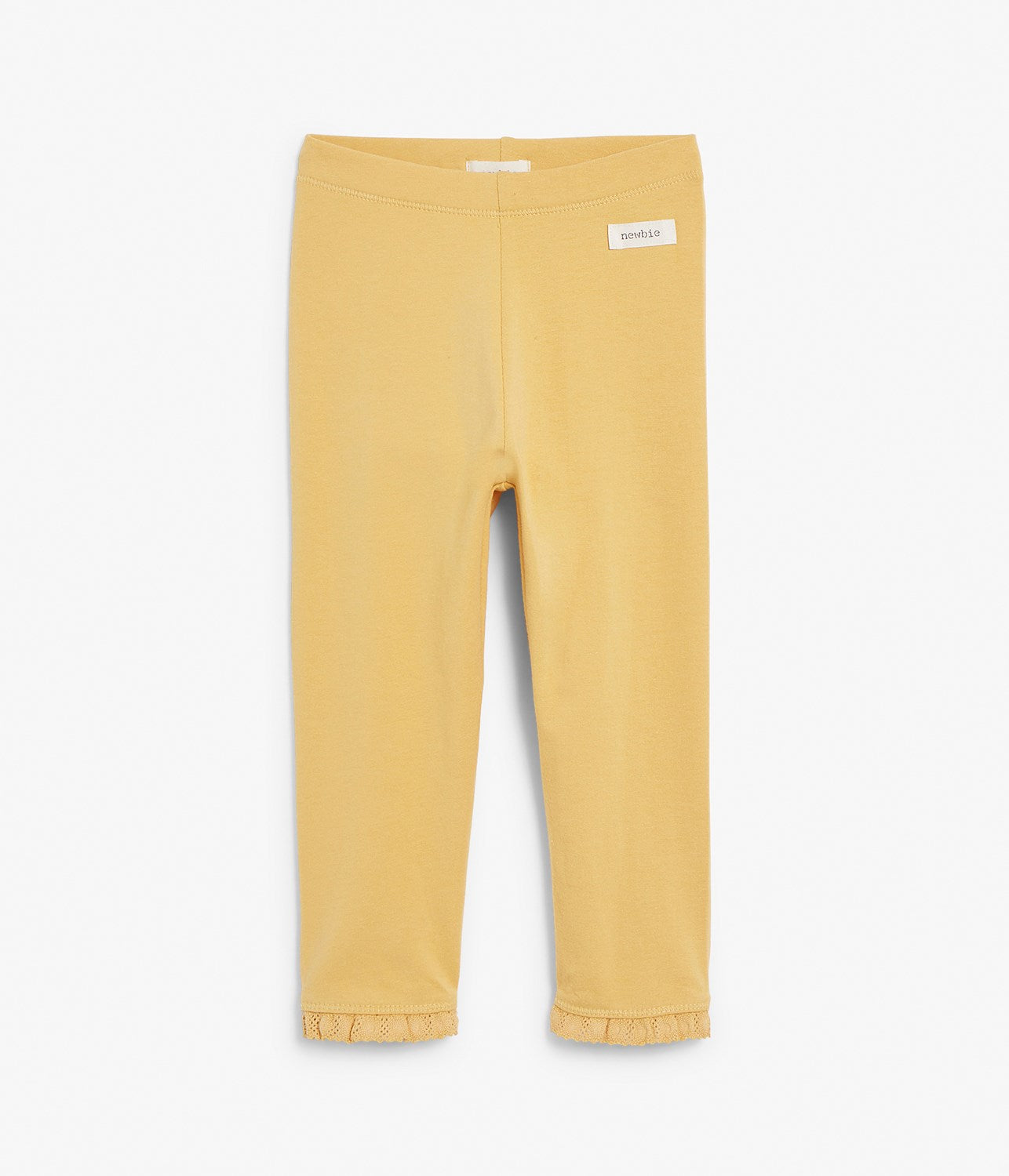 Kids yellow leggings