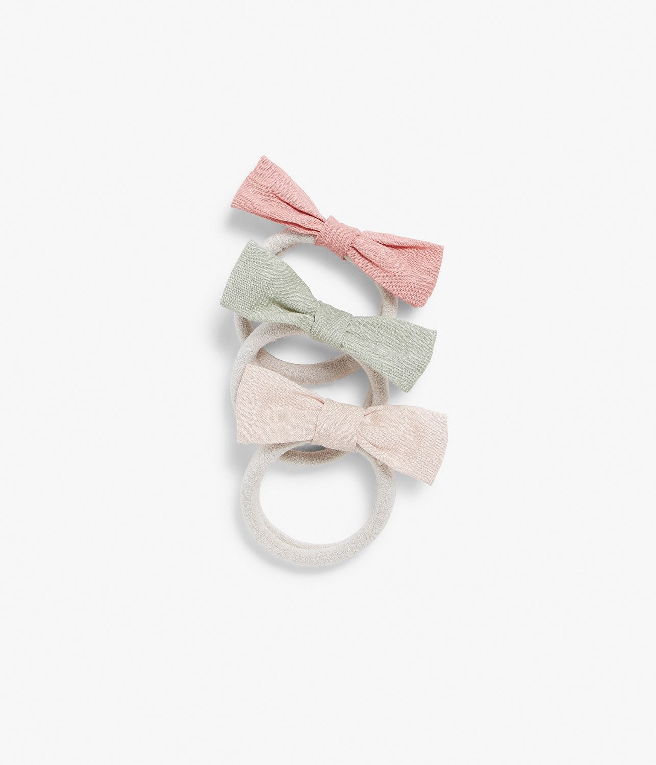 Hairband with bow (3-pack)