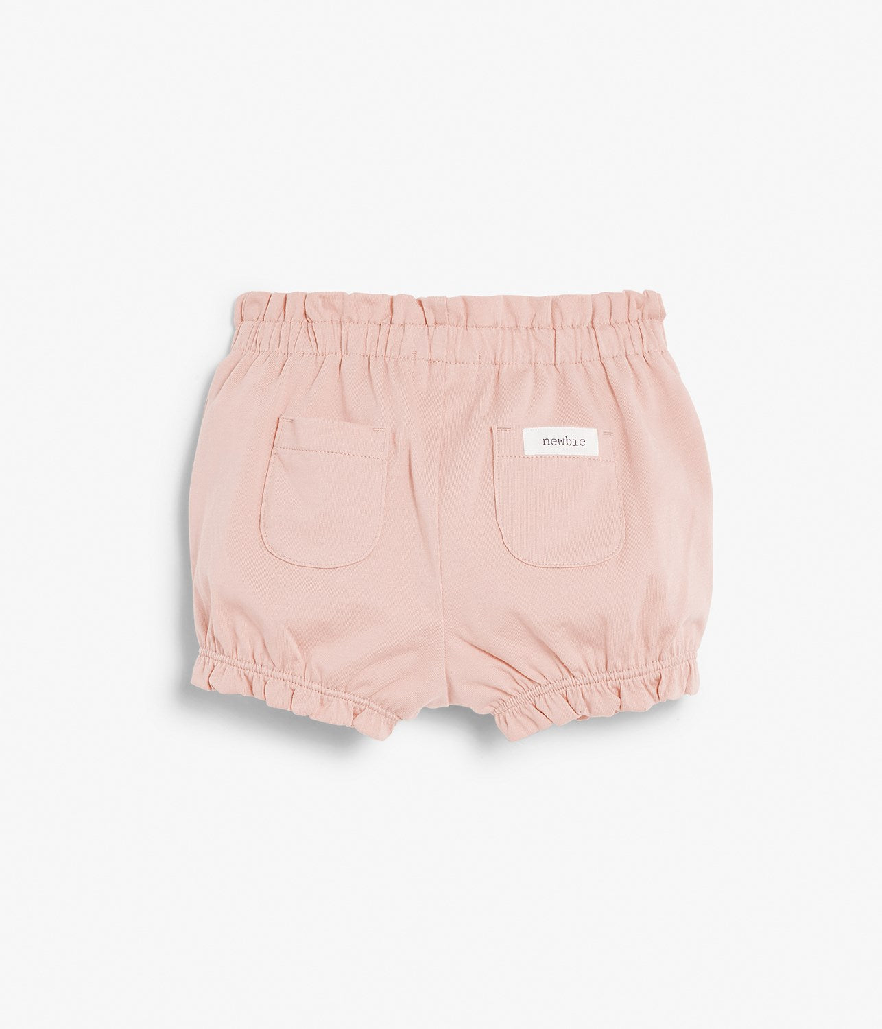 Baby pink bloomers