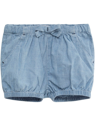 Baby shorts with frills