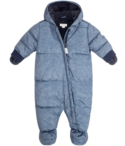 Baby waterproof snowsuit