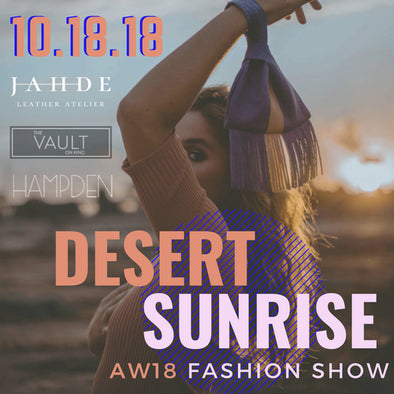 Jahde Leather Atelier, The Vault on King, and Hampden Clothing Partner to Host Runway Show Benefiting Meeting Street Academy