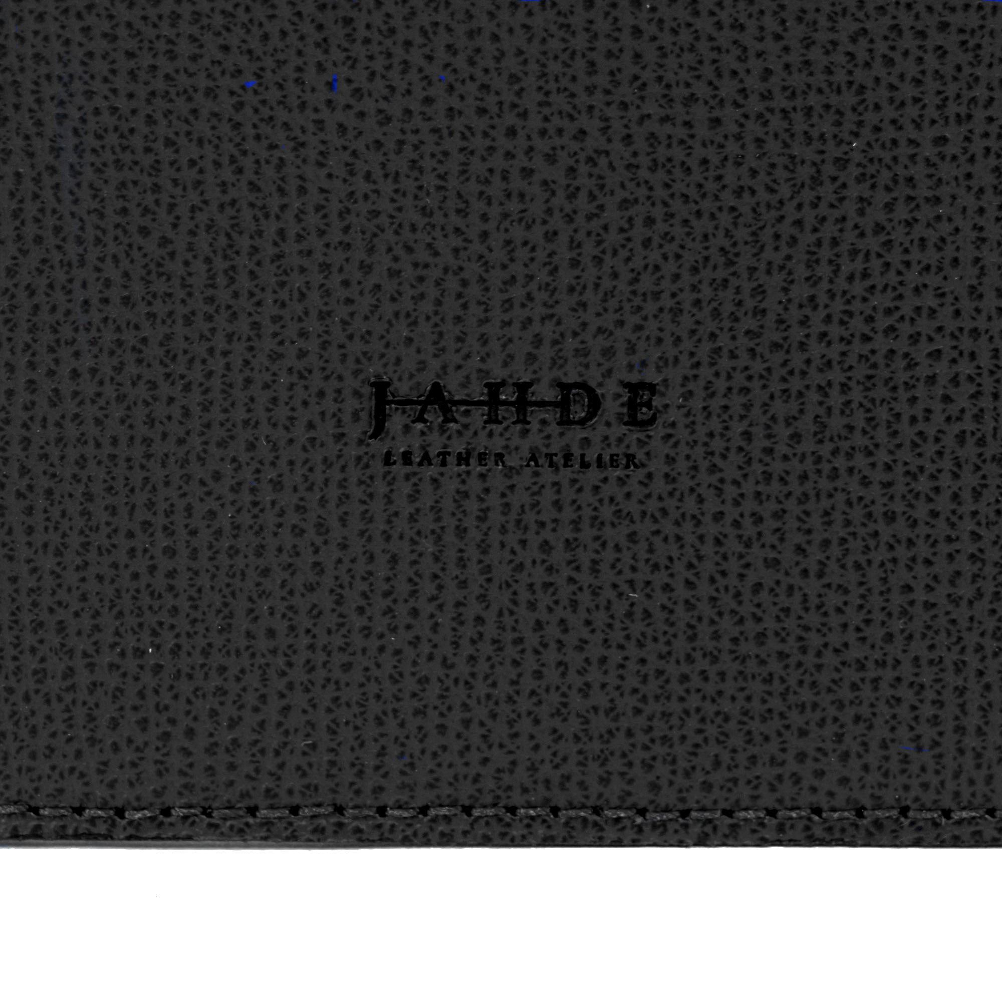 Leather Laptop Sleeve Black