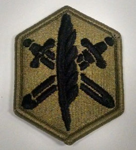 PATCH 85TH CIVIL AFFAIRS OCP - 10122