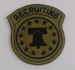 PATCH RECRUITING COMMAND OCP - 2251B